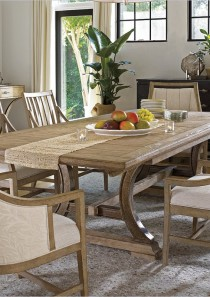 Coastal Living Resort-Shelter Bay Table in Weathered Pier – 062-71-36
